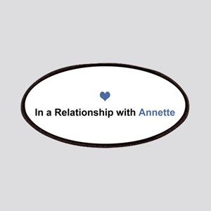 Annette Relationship Patch