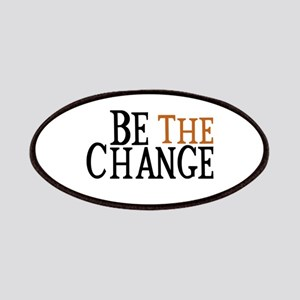 Be The Change Patches