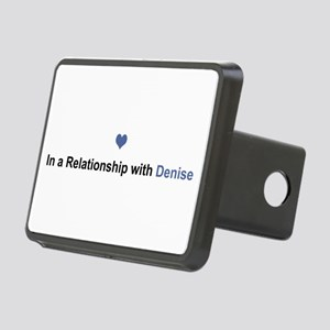 Denise Relationship Rectangular Hitch Cover