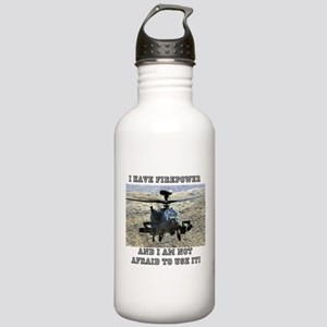 Airpower! Stainless Water Bottle 1.0L