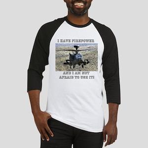 Airpower! Baseball Jersey