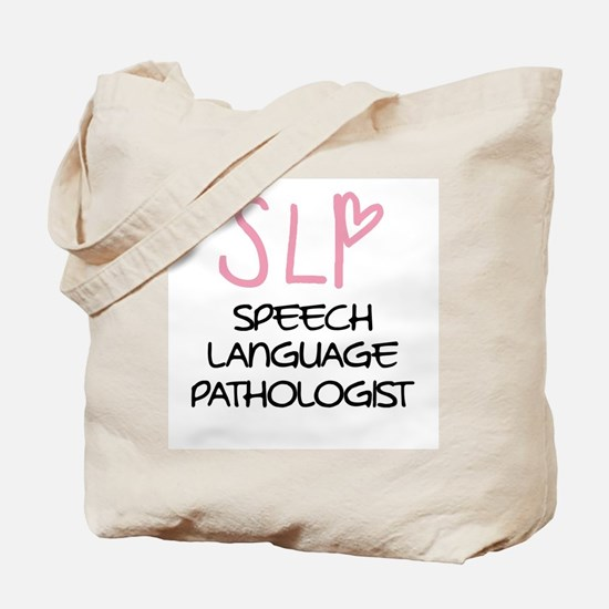 Cool Speech therapist Tote Bag