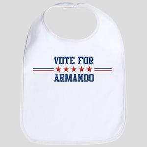 Vote for ARMANDO Bib