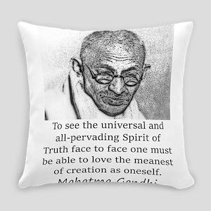 To See The Universal - Mahatma Gandhi Everyday Pil