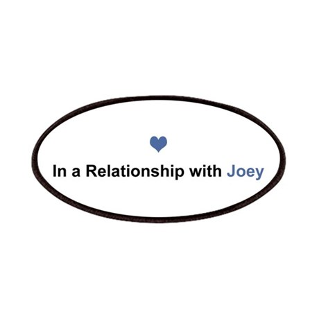Joey Relationship Patch