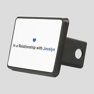 Jocelyn Relationship Rectangular Hitch Cover