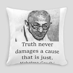 Truth Never Damages - Mahatma Gandhi Everyday Pill