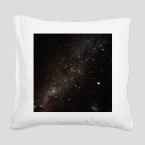 Carina constellation - Square Canvas Pillow