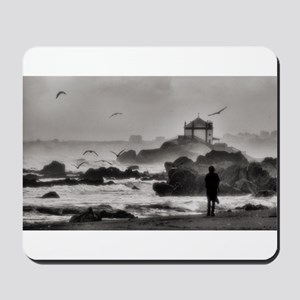 God of Stone Mousepad