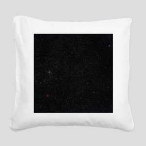 Star cluster M35 - Square Canvas Pillow