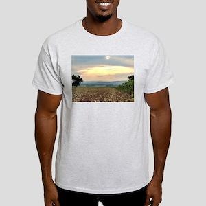 Fog rolling out over the Shawangunks Light T-Shirt