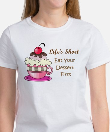 Life's Short Women's T-Shirt