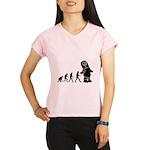 Cute Robot Evolution Performance Dry T-Shirt