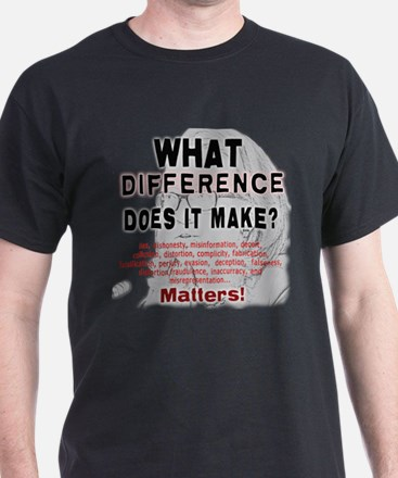 What Difference Does It Make T-Shirt