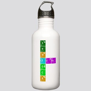 Elementary! Stainless Water Bottle 1.0L