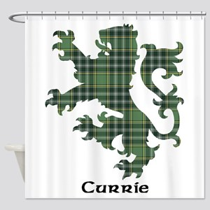 Lion - Currie Shower Curtain