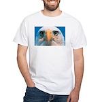 Eagle Eyes White T-Shirt