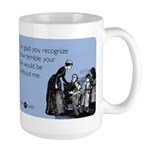 Terrible Life Large Mug