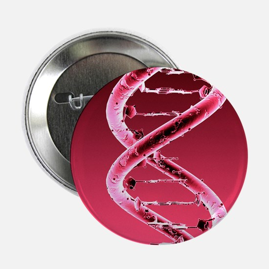 DNA molecule - 2.25' Button (10 pack)