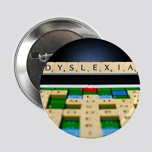Dyslexia - 2.25' Button (10 pack)
