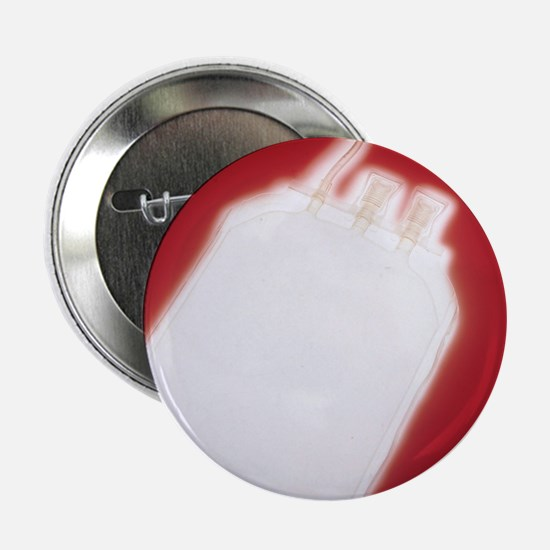 Blood bag - 2.25' Button (10 pack)