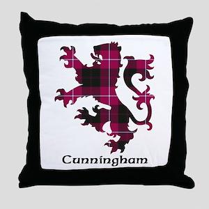 Lion - Cunningham Throw Pillow