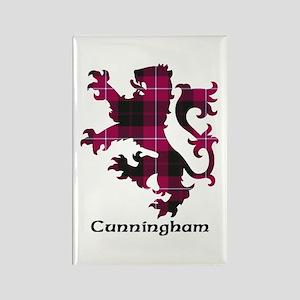 Lion - Cunningham Rectangle Magnet