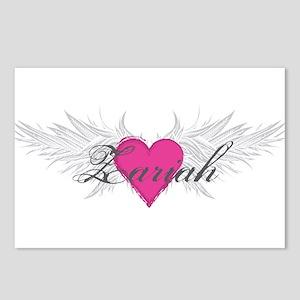 Zariah-angel-wings Postcards (Package of 8)