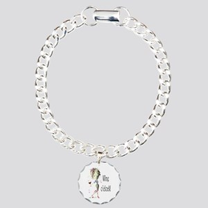 Wine oclock! Charm Bracelet, One Charm