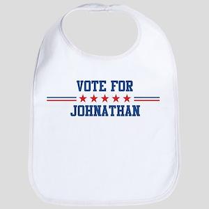 Vote for JOHNATHAN Bib