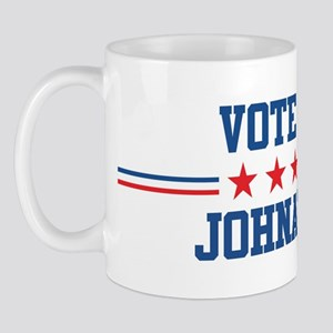 Vote for JOHNATHAN Mug