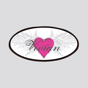 Vivian-angel-wings Patches