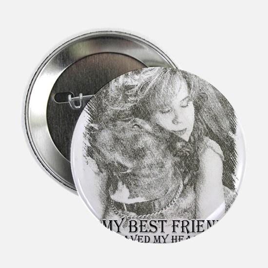 """LBWF Best Friends Tshirt 2.25"""" Button"""