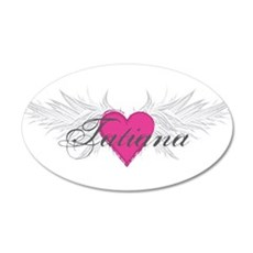 Tatiana-angel-wings.png Wall Decal