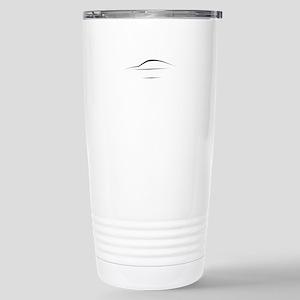 TT Outline Stainless Steel Travel Mug