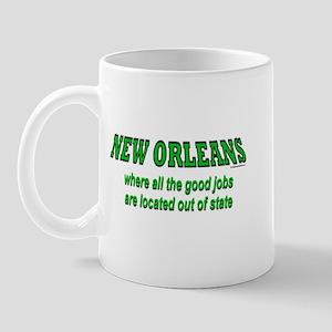 New Orleans Good Jobs<br> Mug