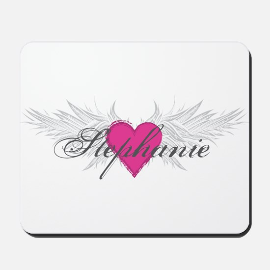 Stephanie-angel-wings.png Mousepad