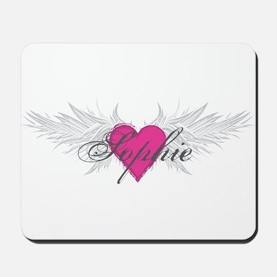 Sophie-angel-wings.png Mousepad