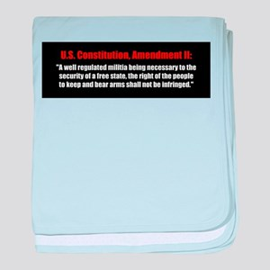 2nd Amendment of the United States Constitution ba