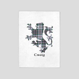 Lion - Craig 5'x7'Area Rug