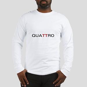 Quattro Long Sleeve T-Shirt