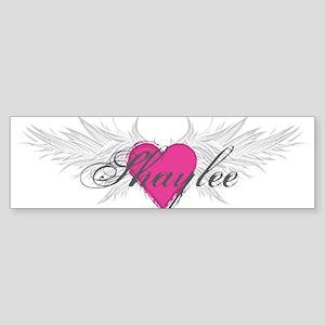 Shaylee-angel-wings Sticker (Bumper)