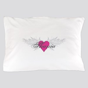 Shania-angel-wings Pillow Case