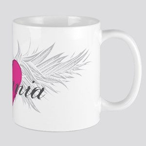 Shania-angel-wings Mug
