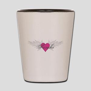 Sarahi-angel-wings Shot Glass