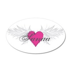 Sanaa-angel-wings.png Wall Decal