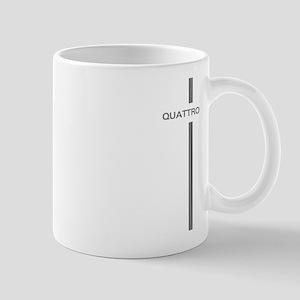 Quattro Line Mug