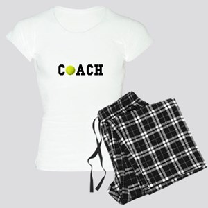 Tennis Coach Women's Light Pajamas