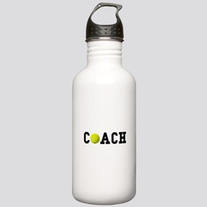 Tennis Coach Stainless Water Bottle 1.0L