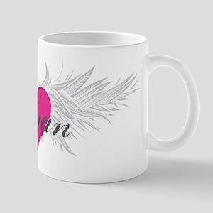 Ryan-angel-wings Mug